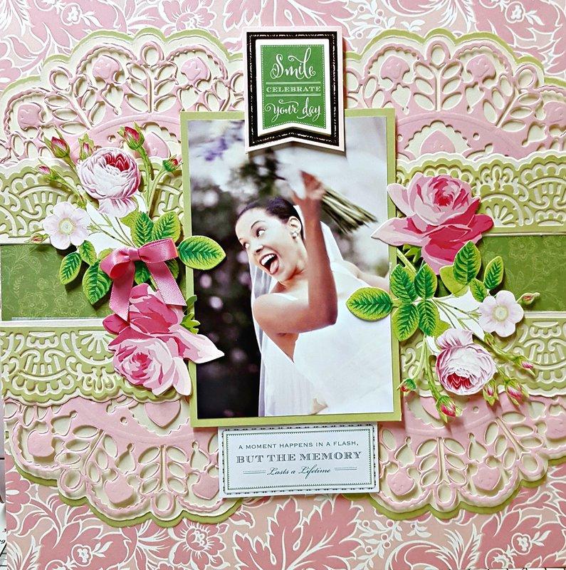 Anna Griffin - Decorative Edge Dies