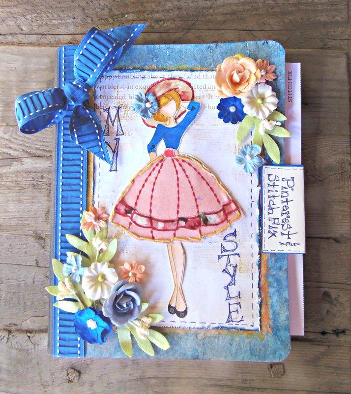*PRIMA* Julie Nutting Journal