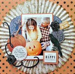 Halloween *ANNA GRIFFIN*