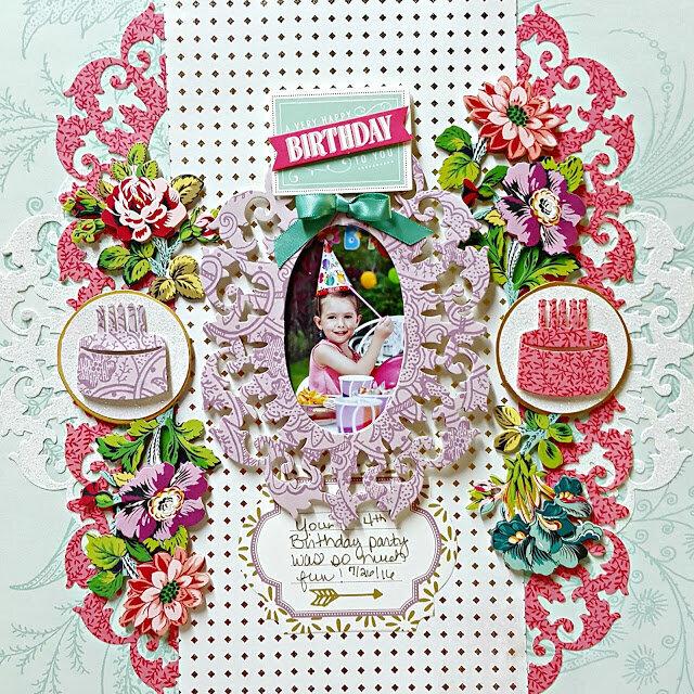 Anna Griffin *Card Front Dies*