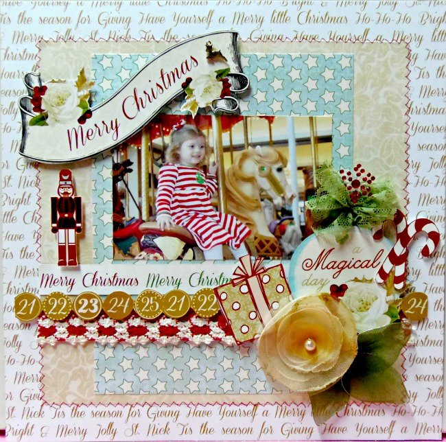 **NEW Websters Pages** A Christmas Story