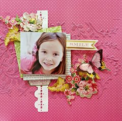 Anna Griffin *Mixed Media Kit*