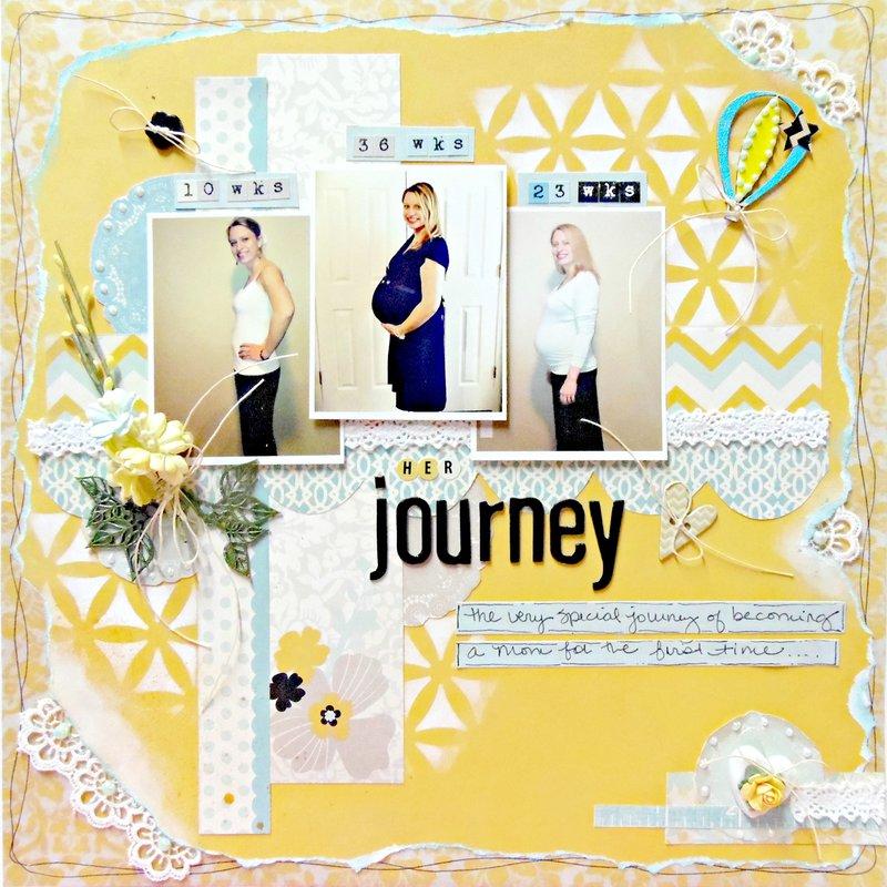 Her Journey (OUAS October)
