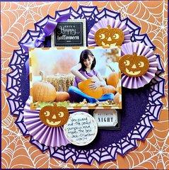 Happy Halloween *ANNA GRIFFIN*