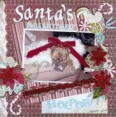 Santa's Reluctant Helper