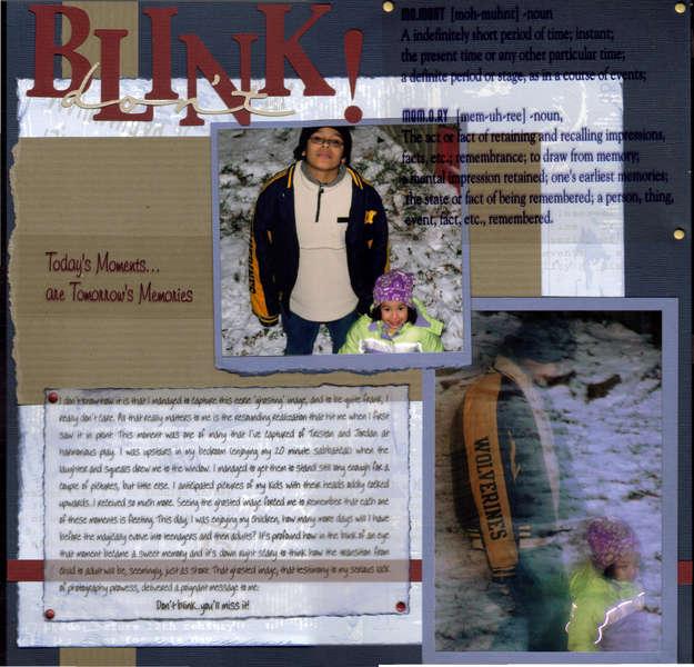 Lucky7: Don't Blink!