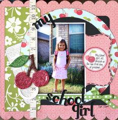 My school girl