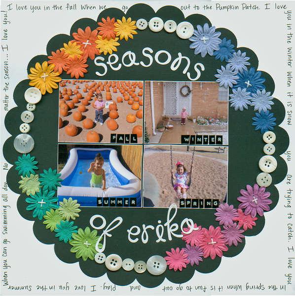 Seasons of Erika