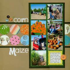 The Corn Maize