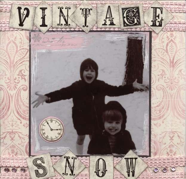 Vintage Snow