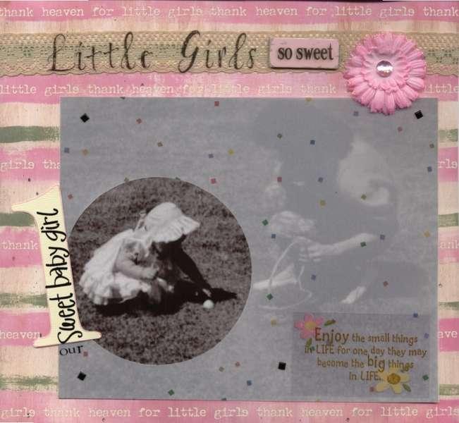 Thank Heaven For Little Girls