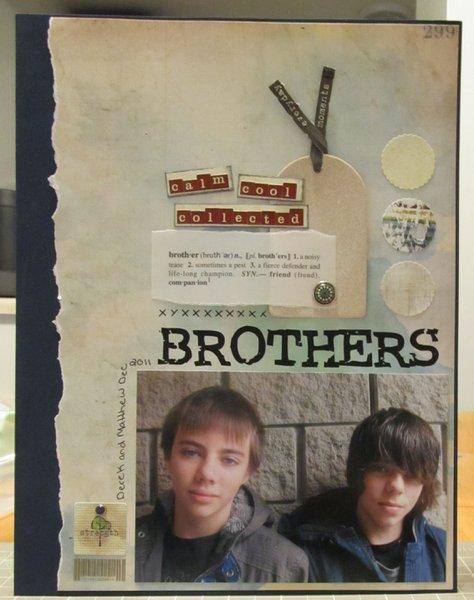 Brothers CSI Challenge #19
