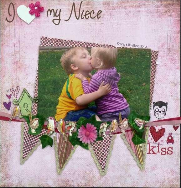 I (heart) My Niece