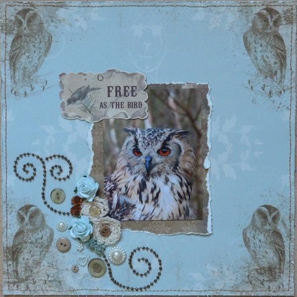 Free As The Bird