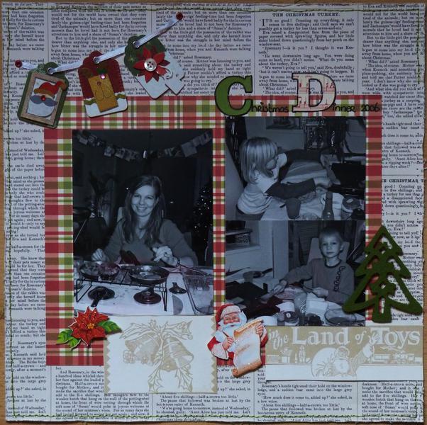 Christmas Dinner 2006