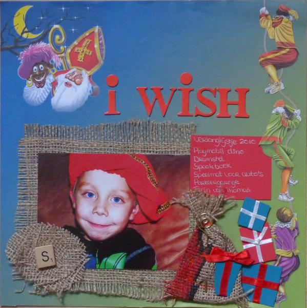 St.Nicholas - I Wish