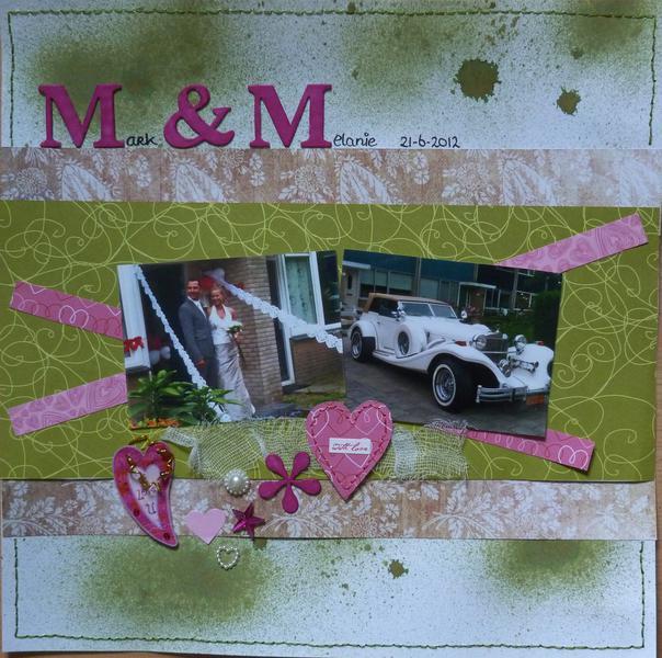 Mark & Melanie