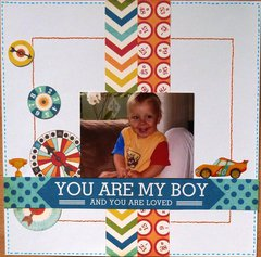 You Are My Boy