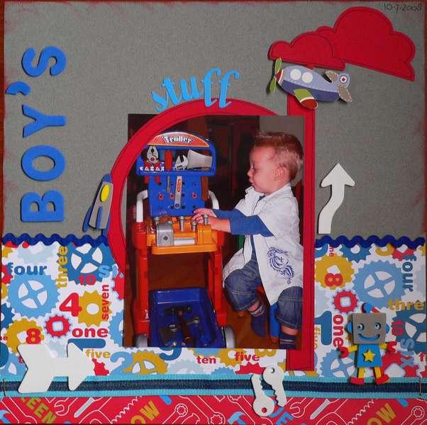 Boy's Stuff