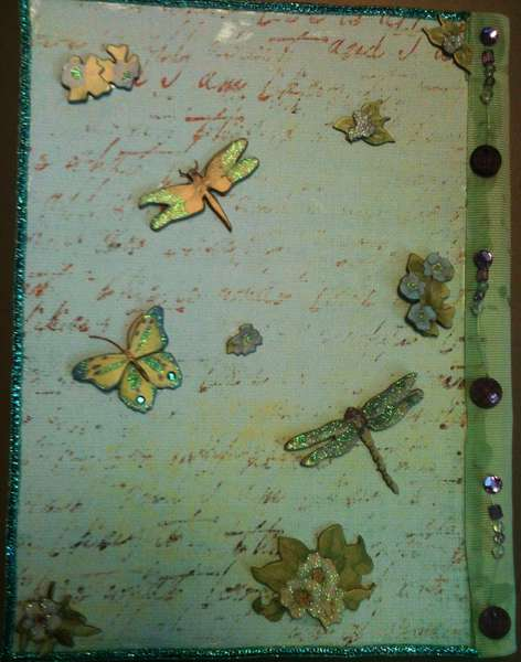 Back of SS Journal