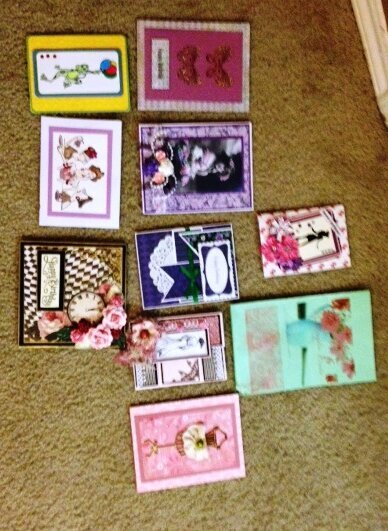 2nd Pic of Brat Cards