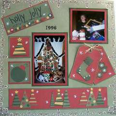 Holly Jolly 1996