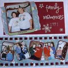 Family Memories 1997