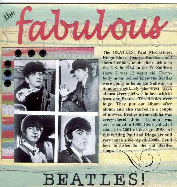 The Fabulous Beatles