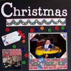 (Monty's 1st) Christmas