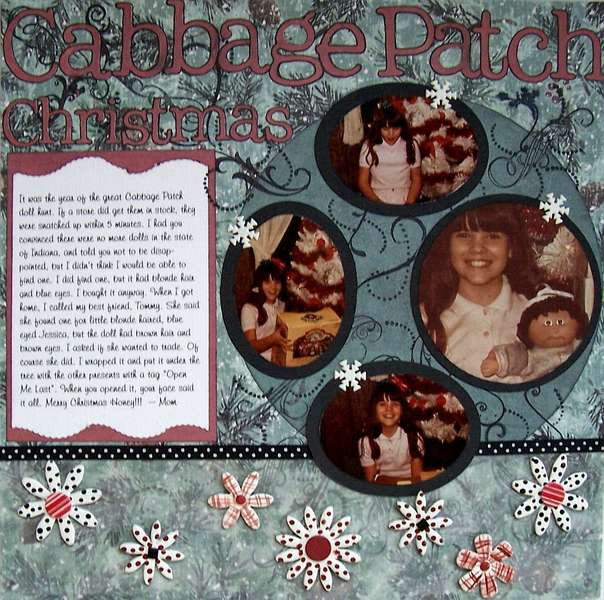 Cabbage Patch Christmas
