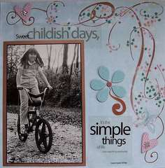 Sweet Childish Days