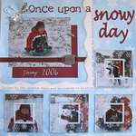 Once Upon A Snowy Day