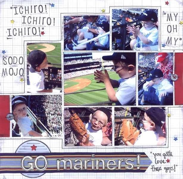GO mariners!