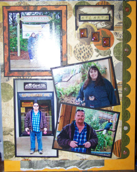 Atlanta Zoo Page 1