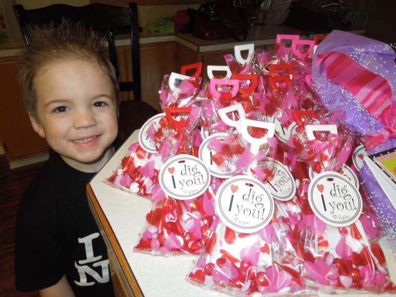 Ryan's Valentines