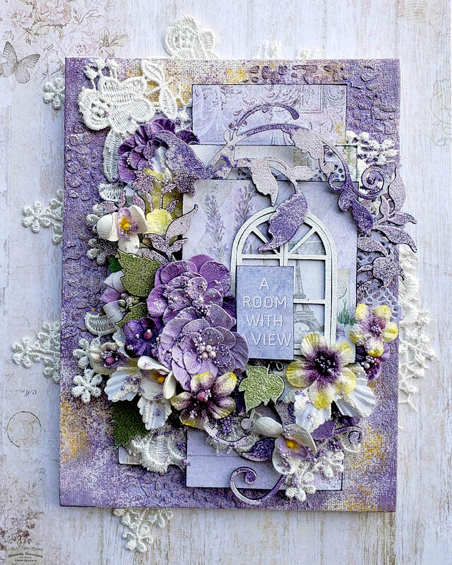 Creative Embellishments *A Room With A View*