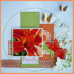 Beauty Comes From Within - Artful Delight September Kit