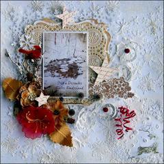 It's A December Winter Wonderland