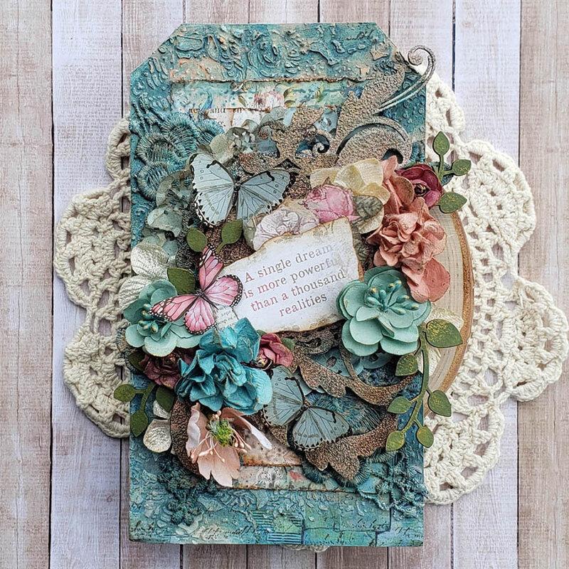 Creative Embellishments - A Single Dream