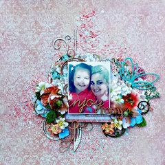 2Crafty Chipboard *Enjoy Today*