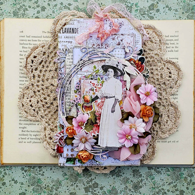 Creative Embellishments *Find Your Loveliness*