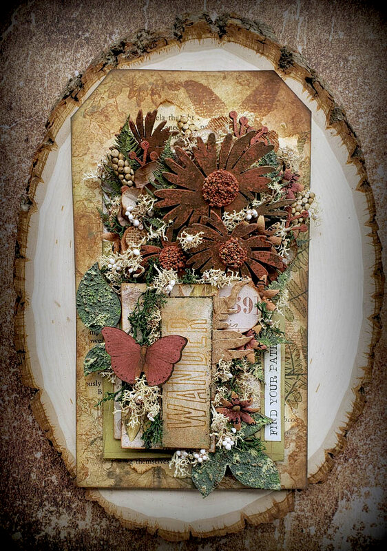 Creative Embellishments - Find Your Path