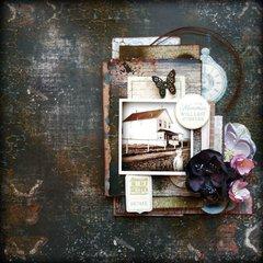 Our Memories ** C'est Magnifique September Kit**