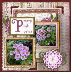 Pretty Pink Posies