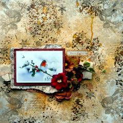Warm Wishes  *C'est Magnifique DT*