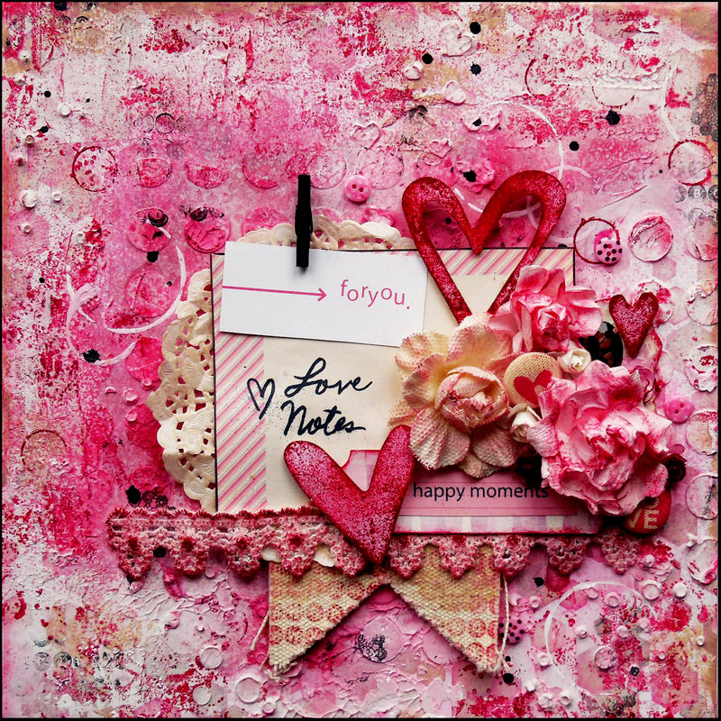 Love Notes Canvas