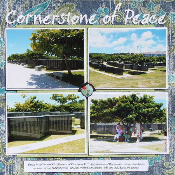 Cornerstone of Peace