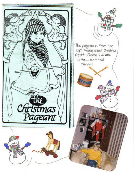CHRISTMAS 1984 CONTINUED