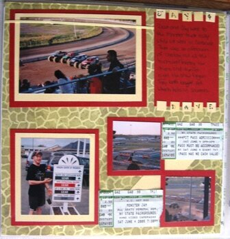 Monster Trucks pg. 1