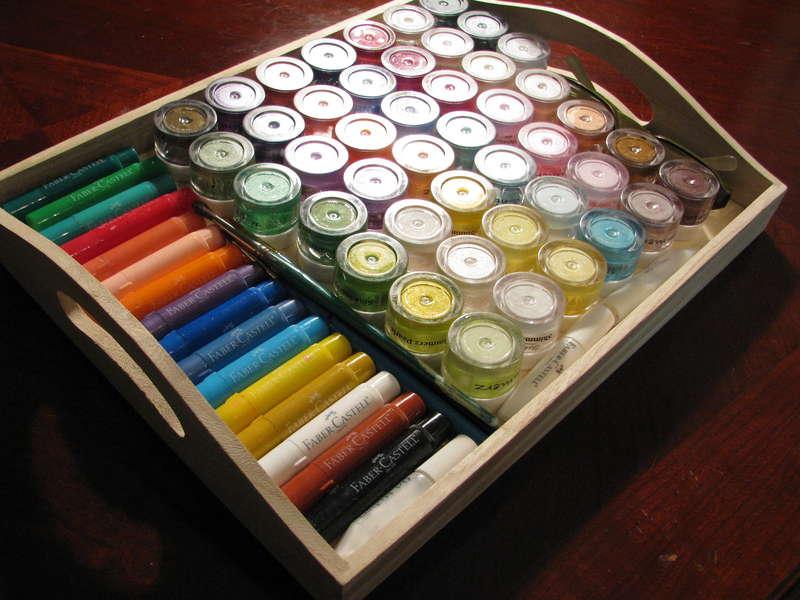 Shimmerz Paints & Gelatos organization